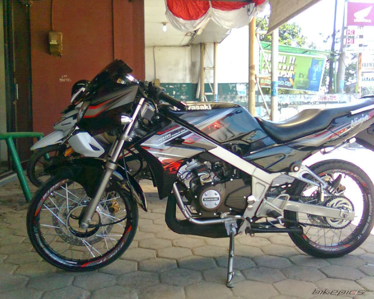 referensi modifikasi ninja r