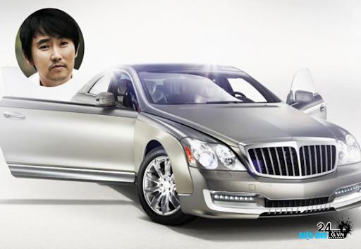"""Sao Hàn và thú chơi xe """"xa xỉ"""" - DIENANH24G Sao Hàn và thú chơi xe """"xa xỉ"""""""