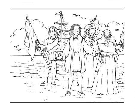 Los duendes y hadas de Ludi: Día de la Hispanidad