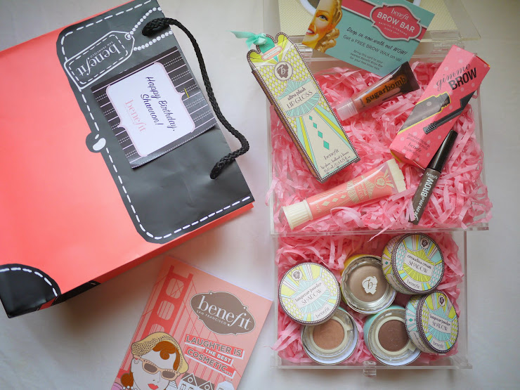 Benefit Cosmetics Birthday Gift