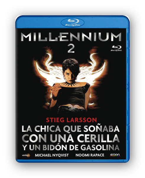 Millenium 2. La chica que soñaba con una cerilla y un bidón de gasolina [BDRip 1080p][Español DTS][T