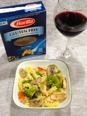 As Good As Gluten: Cauliflower Sauce Alfredo with Barilla ...