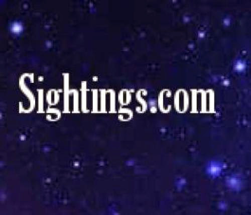 Paranormal Sightings Com Ufo Newsletter Issue 10