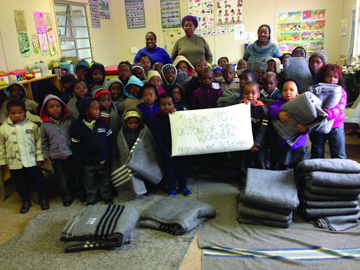 UJW makes a difference on Mandela Day