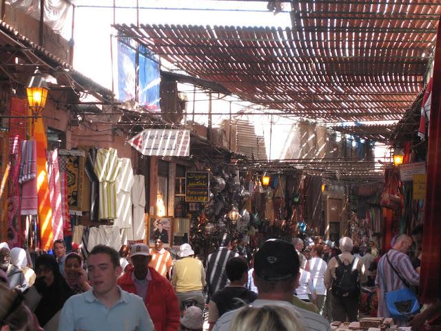 Blog de voyage-en-famille : Voyages en famille, Souks à gogo