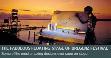 Bregenz Floating Stage