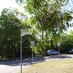Road intersection on Ridgeway Road in New Lambton Heights (400645)