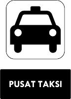 Rambu Pusat Taksi