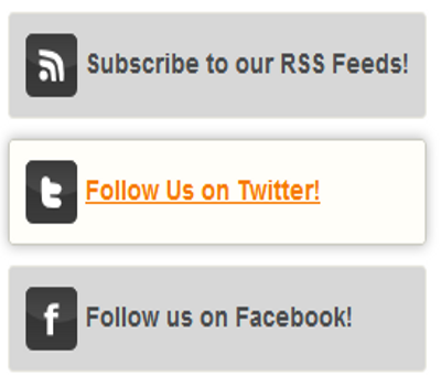 Subscribe Widget V2 with CSS3