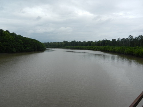 sungai timika