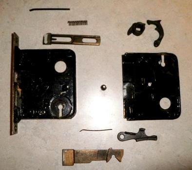 How To Remove Broken Key From Lock >> Savannah Renovations: Mortise Lock Repair