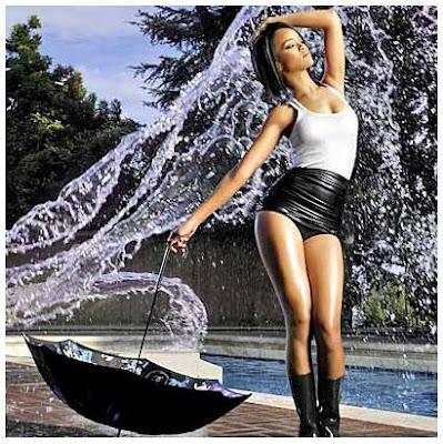 rihanna on umbrella