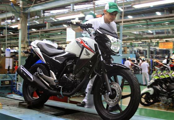 Honda Luncurkan All-New Honda MegaPro
