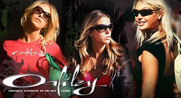 ladies oakley