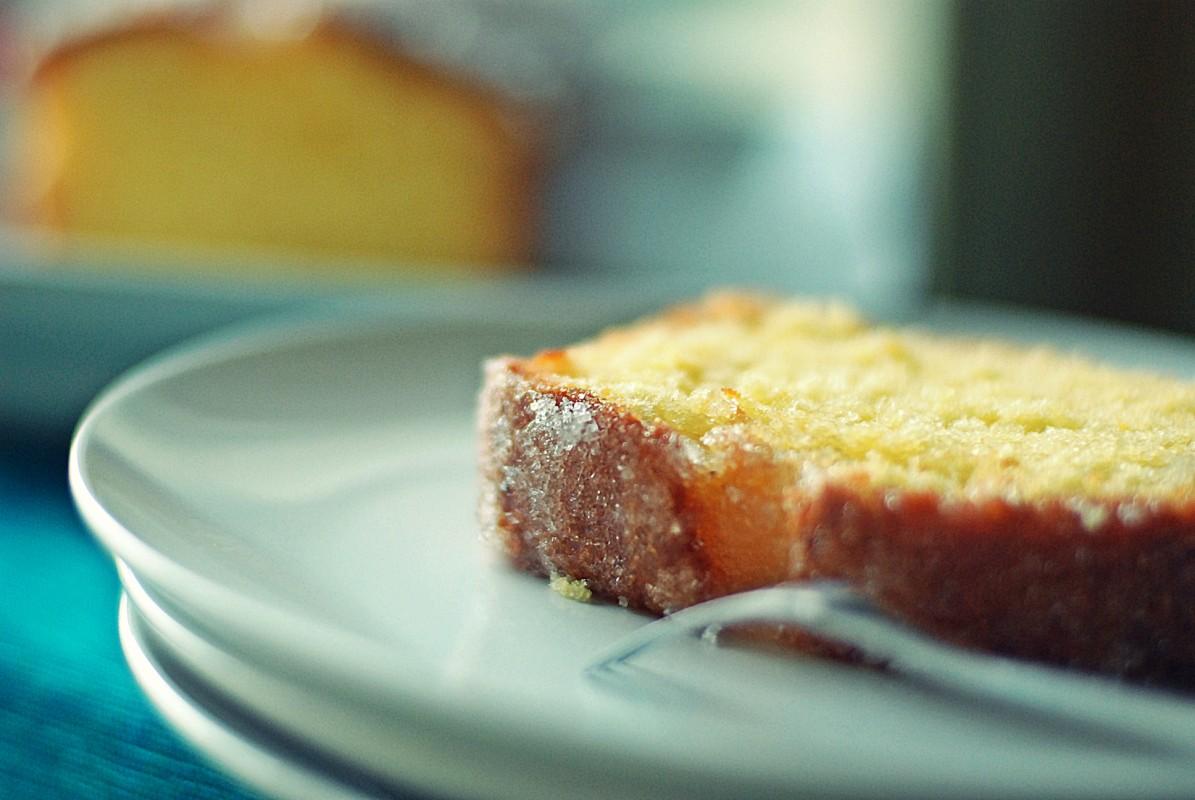 Lemon Crunch Cake Peters Bakery