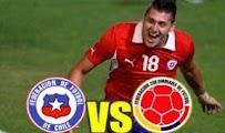 Chile Colombia vivo online Sub20 Horarios13 enero