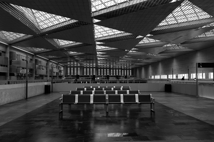 La estación de Zaragoza, el lugar de encuentro