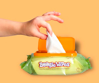 wet wipes for your nose