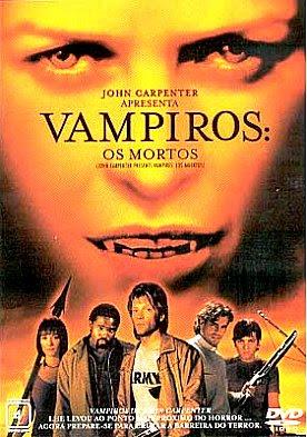 Filme Poster  Vampiros: Os Mortos DVDRip XviD & RMVB Dublado