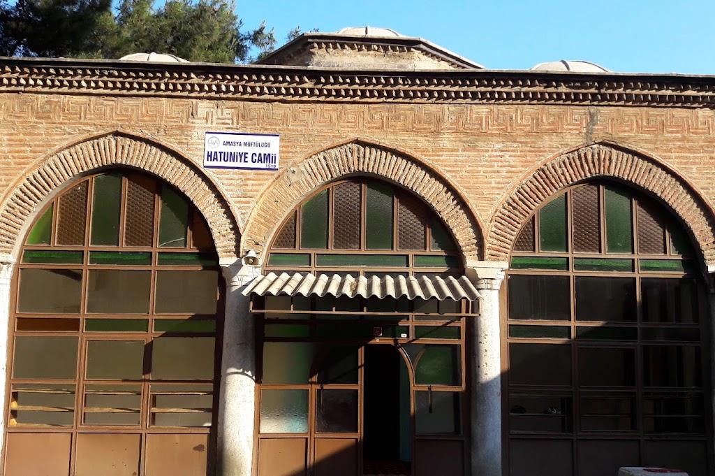 Hatuniye Camii, Amasya