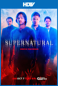 Supernatural 10ª Temporada 720p HDTV Legendado