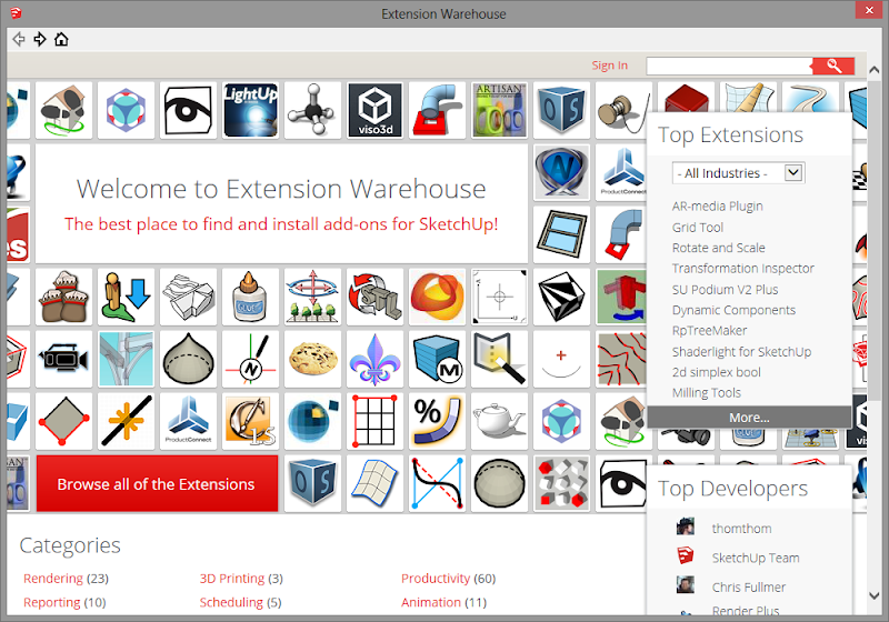SkecthUp Pro 2013 Version 13.0.3689 Review Su2013re14