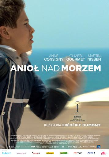 Polski plakat filmu 'Anioł Nad Morzem'