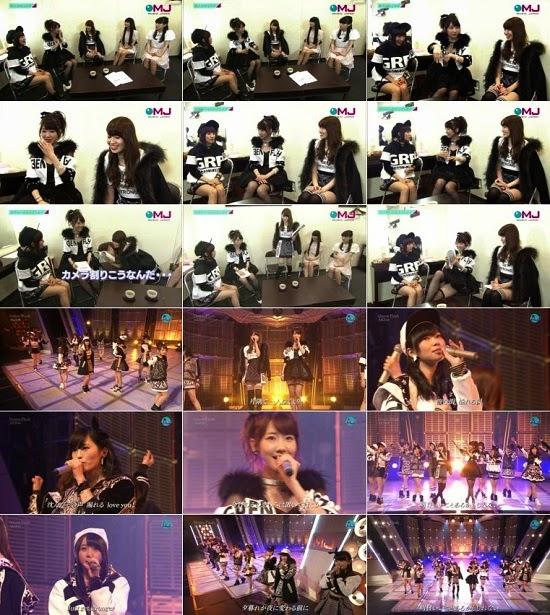 [TV-Variety] AKB48 Part – Music Japan 150301
