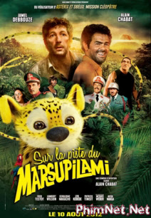Theo Dấu Marsupilami Full Hd - Houba! On The Trail Of The Marsupilami - 2012