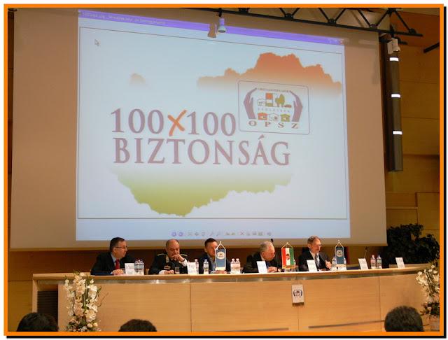 100x100 Biztonság névvel indított mintaprogramot az OPSZ