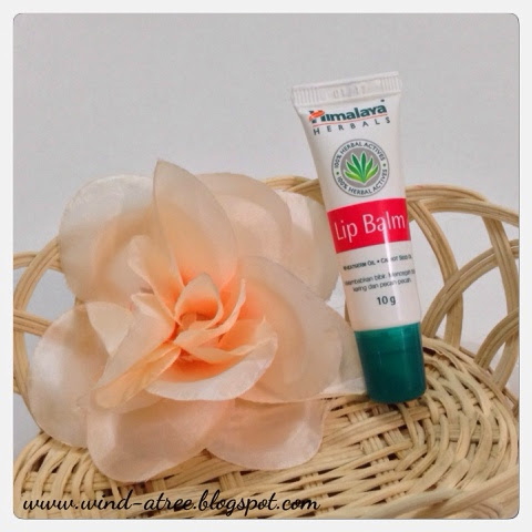 [Review] Himalaya Herbals Lip Balm