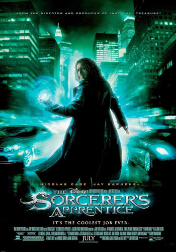 The Sorcerer's Apprentice [Latino]