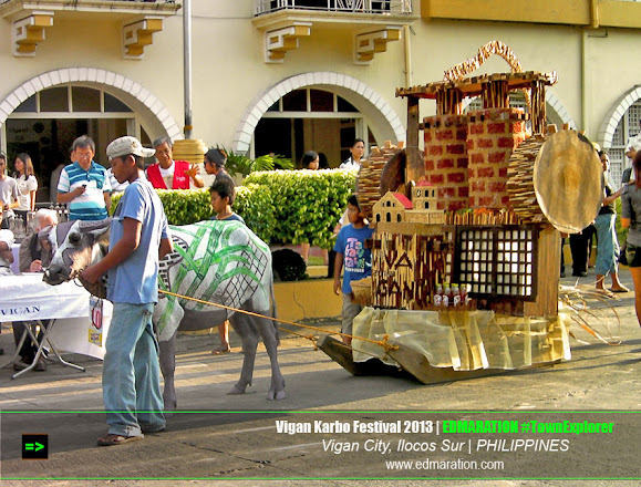 Vigan Karbo Festival | Of Carabao, Glasses and Seeds