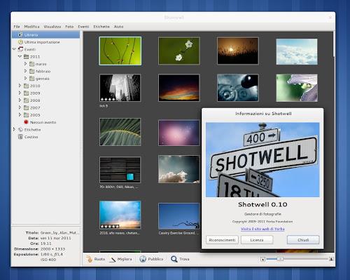 Ubuntu Gnu/Linux 11.04 - 10.10