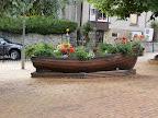 Dorfplatz von Criccieth