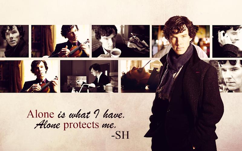 Sherlock Holmes Quotes Wallpaper Sherlock holmes bbc iphone