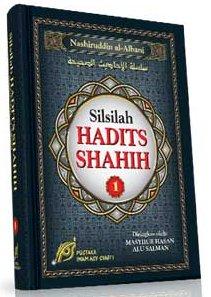 Silsilah Hadits Shahih  (1-3 Jilid)   RBI