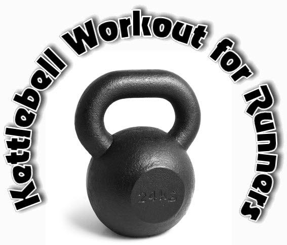 RunnerDude's Blog: Kettlebell Workout For Runners From