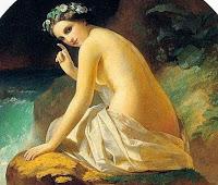 Η Υγεία στην μυθολογία ήταν κόρη του Ασκληπιού και της Ηπιόνης αδελφής της Αθηνάς.