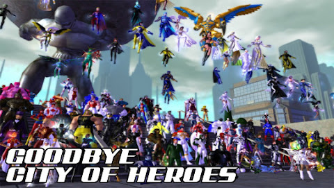 Goodbye City of Heroes: Freedom