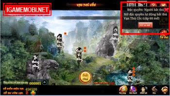 Game Kiếm Hiệp 2.7.0 phiên bản Danh Dương Tứ Hải 8
