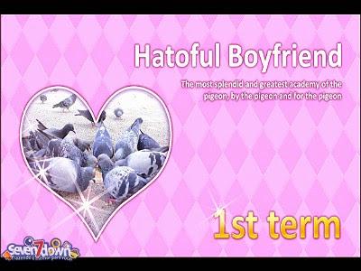 Hatoful Boyfriend Collector's Edition