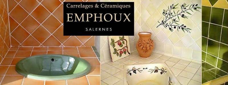 Carrelages et Céramiques Emphoux Salernes dracenie-var-provence