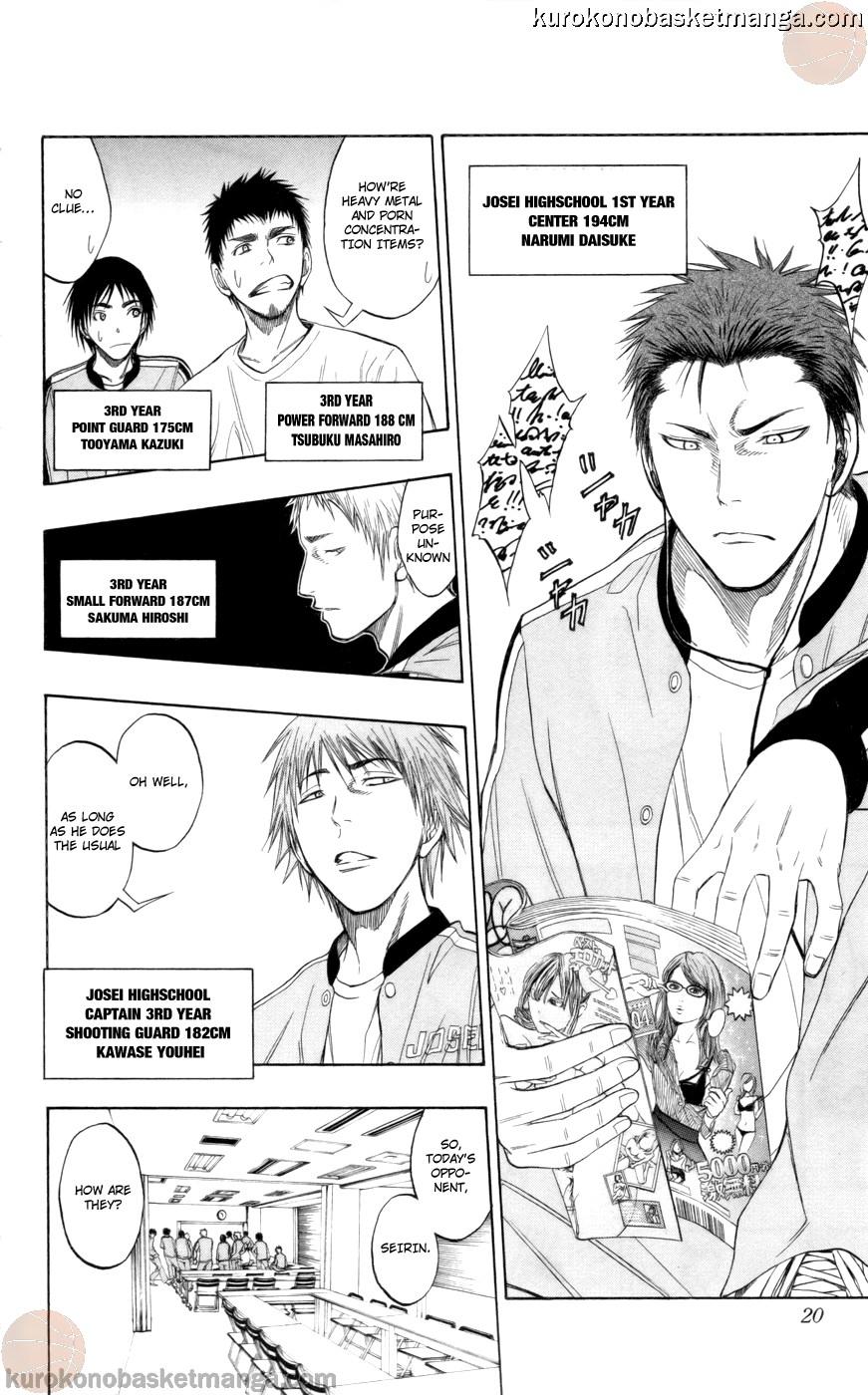 Kuroko no Basket Manga Chapter 81 - Image 18