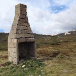 Foremans hut ruins (85693)