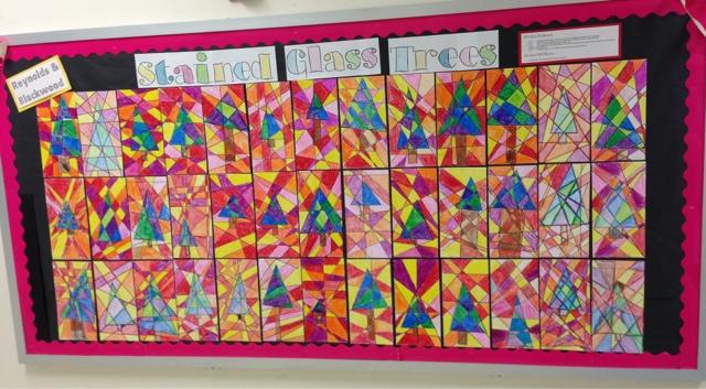 apex elementary art geometric art