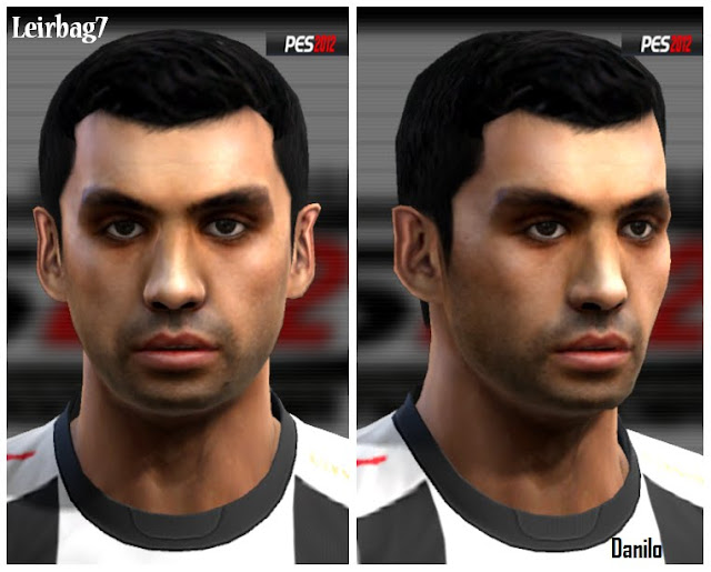 Danilo Face - PES 2012