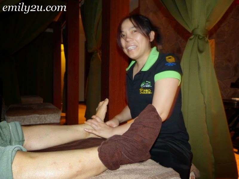Cabanas Reflexology Massage Centre Ipoh