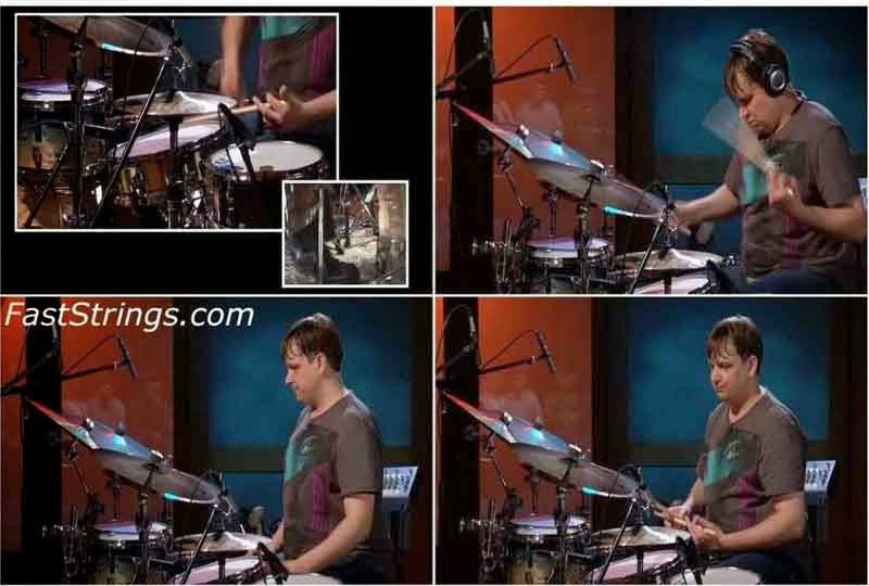 Keith Carlock - The Big Picture: Phrasing, Improvisation, Style And Technique