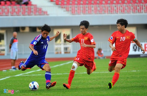 Cầu thủ U19 Việt Nam vào top triển vọng nhất thế giới